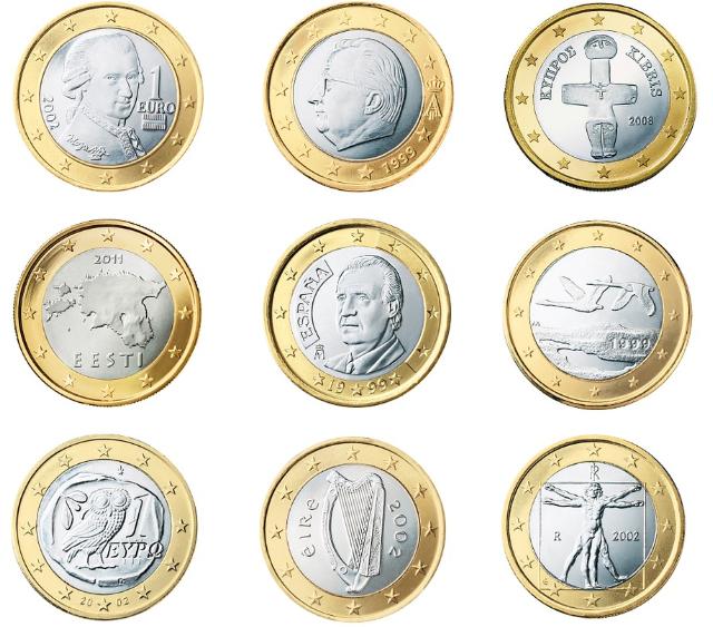 Devět mincí