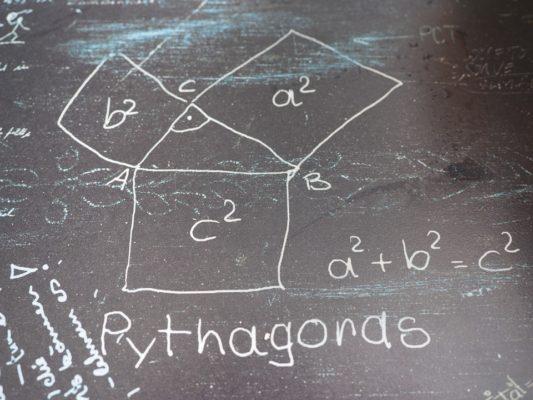 Hlavolam Pythagorovi žáci