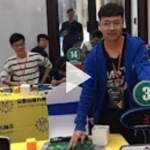 Rubik 3x3x3 světový rekord