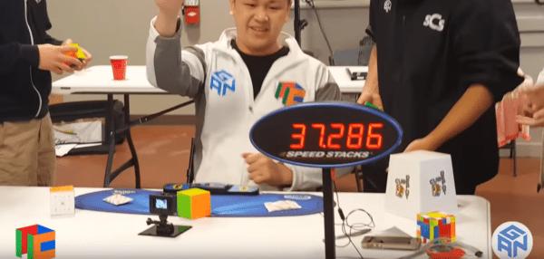 Rekord Rubikova kostka 5x5x5