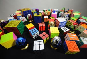 Rubik competition