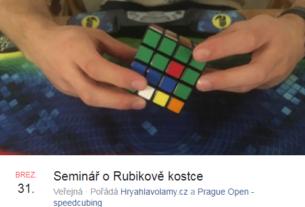 Seminář o Rubikově kostce