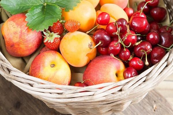 Hádanky pro děli - ovoce