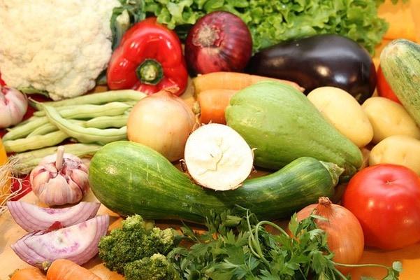 Hádanky Zelenina