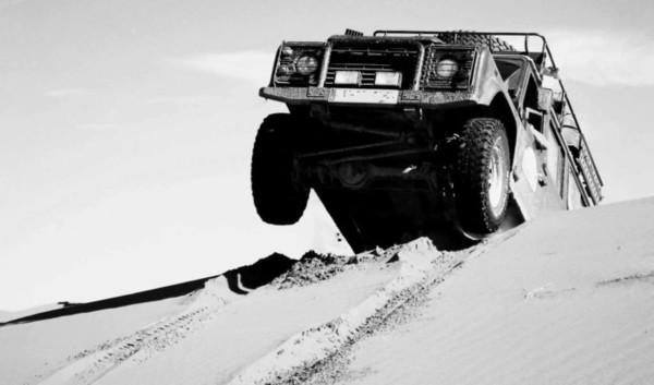 Hlavolam Cesta přes poušť