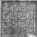 magický čtverec Albrechta Durera