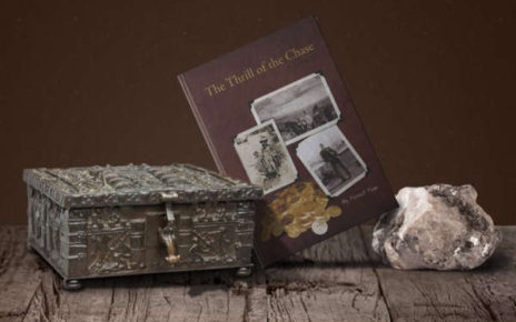 Poklad ze Skalistých hor odhalilo devět stop skrytých v básni