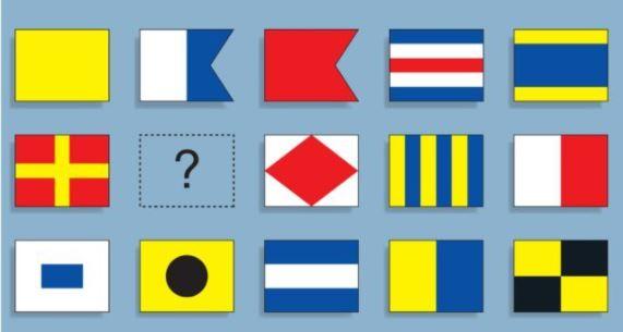 Obrázková hlavolam Vlajky